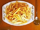 Attention, les frites, tout le monde les aime!